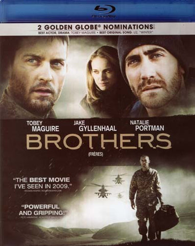 Brothers (Bilingual) (Blu-ray) BLU-RAY Movie