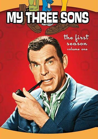 My Three Sons - The First Season - Vol. 1 (Keepcase) DVD Movie