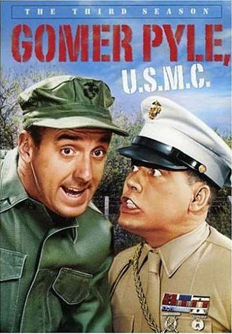 Gomer Pyle - U.S.M.C. - The Third Season (Boxset) DVD Movie