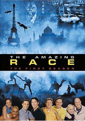 The Amazing Race - The First Season (Boxset)