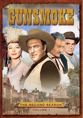 Gunsmoke - The Second Season - Volume 1 (Boxset)