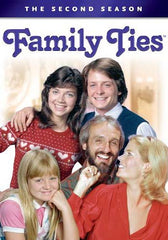 Family Ties - The Second Season (Keepcase)
