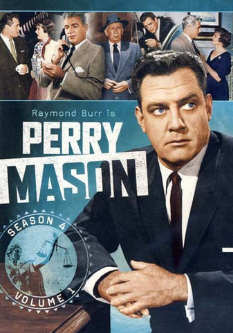 Perry Mason - Season 4 Volume 1 (Boxset) DVD Movie