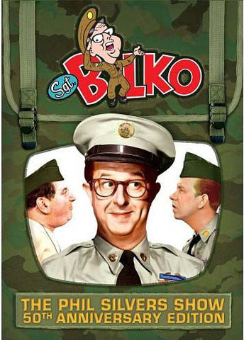 Sgt. Bilko - 50th Anniversary Edition (The Phil Silvers Show) (Boxset) DVD Movie