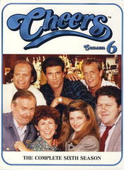 Cheers - Season Six (6) (Boxset)