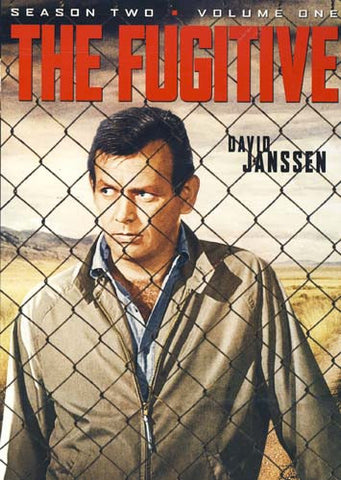 The Fugitive - Season Two Volume One (Boxset) DVD Movie