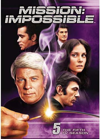 Mission: Impossible - The Fifth TV Season (5) (Boxset) DVD Movie