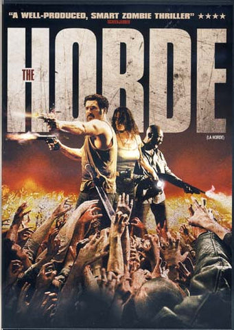 The Horde DVD Movie