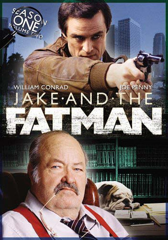 Jake and the Fatman - Season One Volume Two (Keepcase) DVD Movie