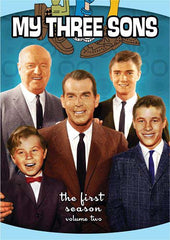 My Three Sons - The First Season - Vol. 2 (Keepcase)