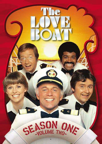The Love Boat: Season One, Vol. 2 (Boxset) DVD Movie