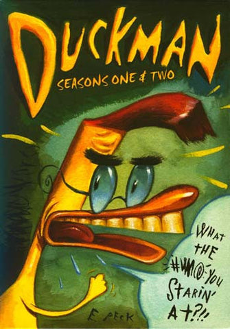 Duckman - Seasons One & Two (Boxset) DVD Movie