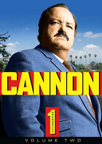 Cannon - Season One, Vol. 2 (Boxset) DVD Movie
