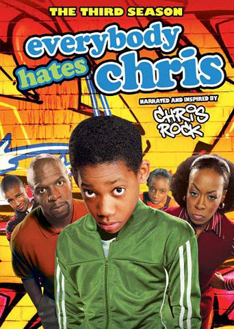 Everybody Hates Chris - The Third Season (Boxset) DVD Movie