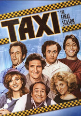 Taxi - The Final Season (Boxset)