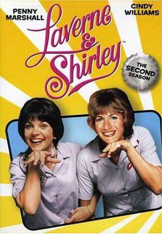 Laverne And Shirley - The Second Season (Boxset) DVD Movie