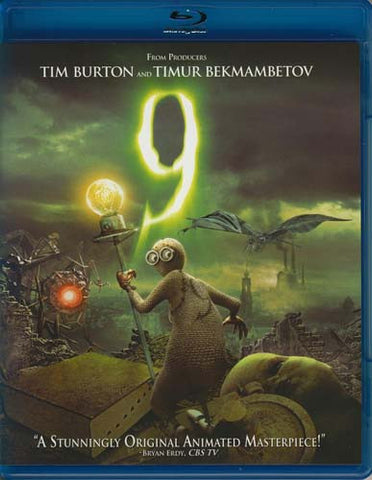 9 (bilingual)(Blu-ray) BLU-RAY Movie