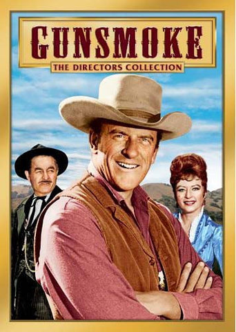 Gunsmoke - The Directors Collection (Boxset) DVD Movie