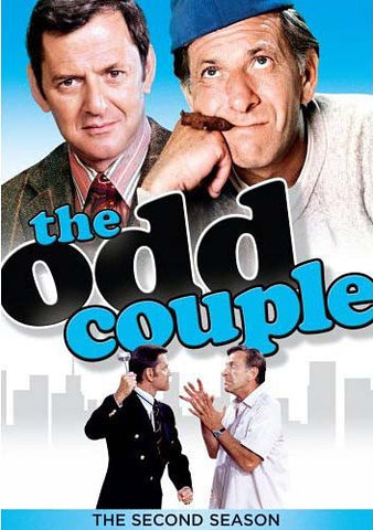 The Odd Couple - The Second Season (Boxset) DVD Movie