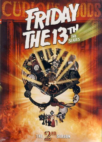 Friday the 13th the Series - The Second Season (2) (Boxset) DVD Movie
