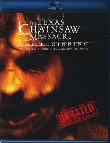 The Texas Chainsaw Massacre - The Beginning (Unrated) (Blu-ray) BLU-RAY Movie
