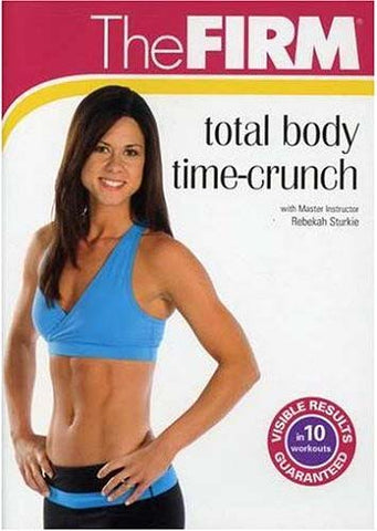 The Firm - Total Body Time-Crunch DVD Movie