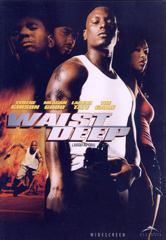 Waist Deep (Widescreen Edition) (Bilingual) DVD Movie