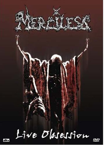 Merciless - Live Obsession DVD Movie
