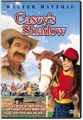 Casey s Shadow DVD Movie