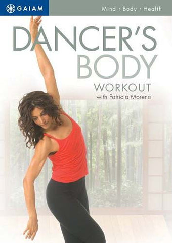 Dancer's Body Workout With Patricial Moreno DVD Movie