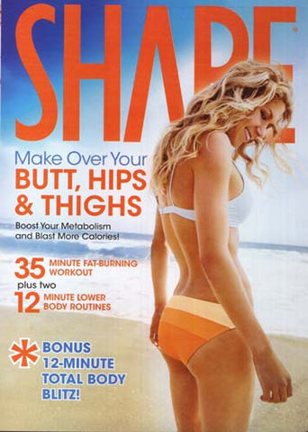 Shape - Make Over Your Butt, Hips And Thighs DVD Movie