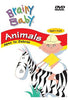 Brainy Baby - Animals - Apes To Zebras (Do not enter in inventory) DVD Movie