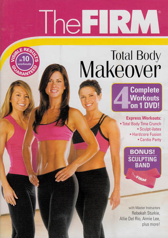 The Firm - Total Body Makeover DVD Movie