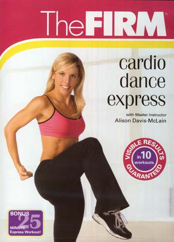 The Firm - Cardio Dance Express DVD Movie