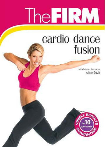 The Firm - Cardio Dance Fusion DVD Movie