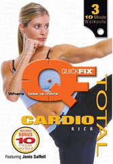 Quick Fix - Total Cardio Kick