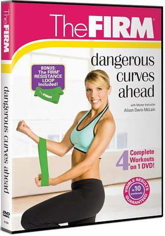 The Firm - Dangerous Curves Ahead DVD Movie