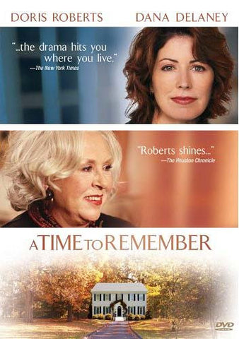 A Time to Remember DVD Movie
