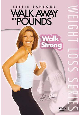 Leslie Sansone - Walk Away the Pounds - Walk Strong (Weight Loss Series) DVD Movie