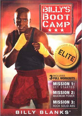 Billy's Bootcamp - Elite (Mission 1, 2, And 3)