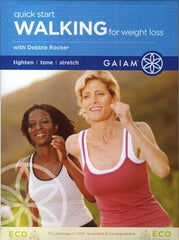 Quick Start - Walking for Weight Loss (Boxset)
