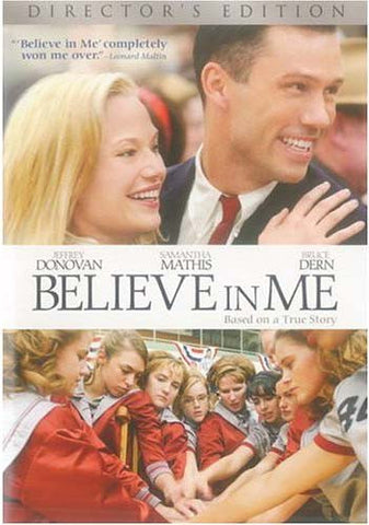 Believe In Me (Director s Edition) DVD Movie