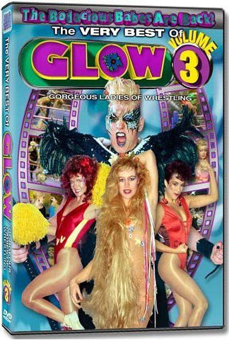 The Very Best of Glow - Gorgeous Ladies of Wrestling - Vol. 3 DVD Movie