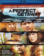 A Perfect Getaway (Unrated Director s Cut) (Bilingual) (Blu-ray)