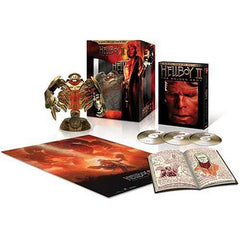Hellboy II (2) - The Golden Army (Collector's Set) (Boxset)