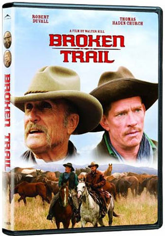 Broken Trail DVD Movie