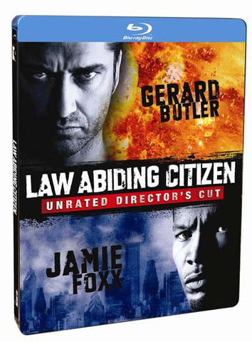 Law Abiding Citizen (Special Edition Steelbook Case) (Blu-ray) BLU-RAY Movie