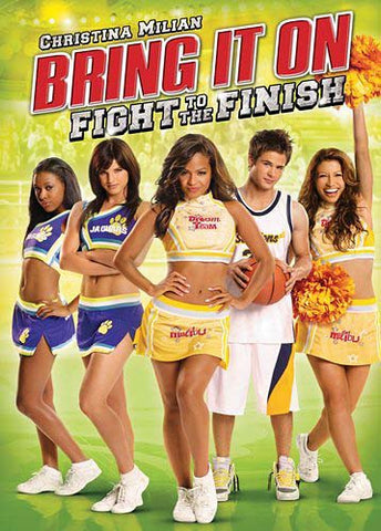 Bring it On - Fight to the Finish (Bilingual) DVD Movie