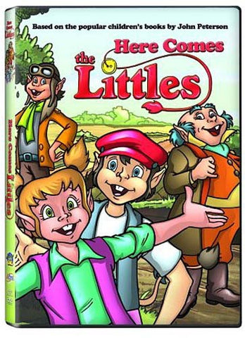 Here Comes the Littles DVD Movie