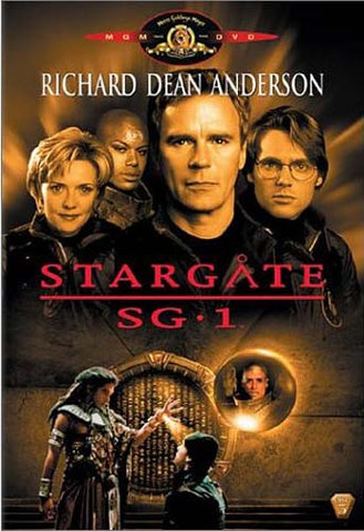 Stargate SG-1 Season 1 - Vol. 5 - Episodes 19-21 DVD Movie